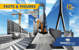 Facts & Figures - Concrete Show South America