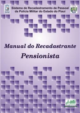 Pensionista - Governo do Estado do Piauí