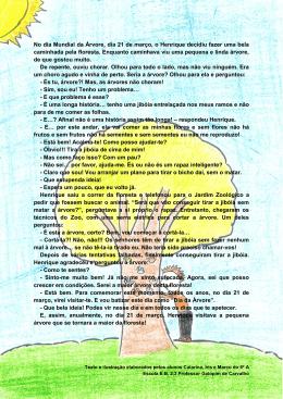 Texto e ilustração
