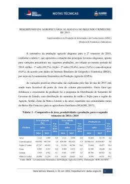 Descargar - Alagoas em Dados e Informações