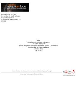 Clique aqui para ver o PDF - Maria Cecília Loschiavo dos Santos