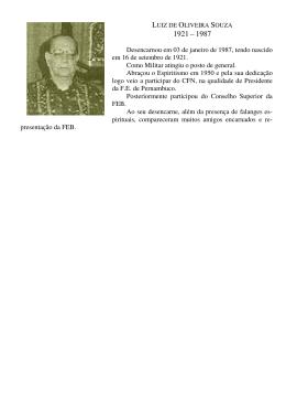 Luiz de Oliveira Souza