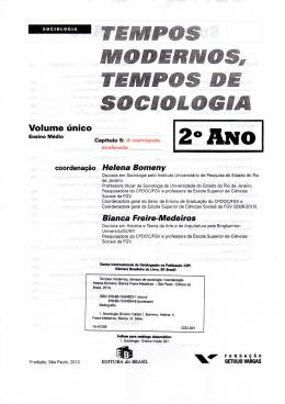 TEMPOS SOCIOLOGI