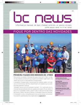 BCNews 42 - Beit Chabad