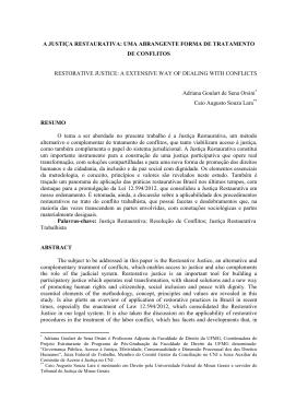 Artigo - Justiça Restaurativa - FINAL