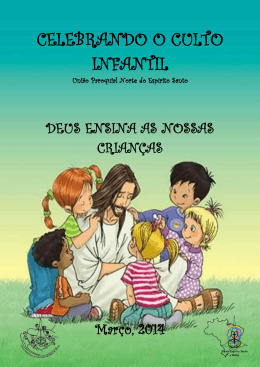 Caderno de Culto Infantil 2014