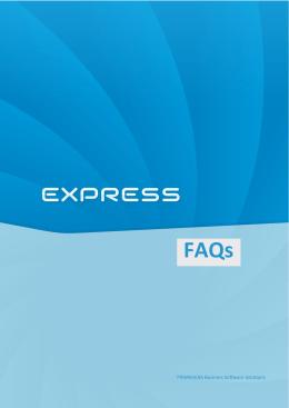 FAQs - Primavera BSS