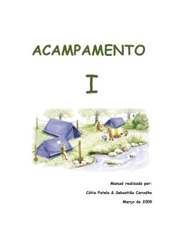 Manual Acampamento 1 - Desbravadores de Arcozelo