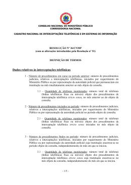 RESOLUÇÃO Nº 36-CNMP - Conselho Nacional do Ministério