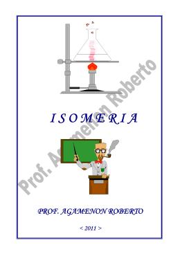 I S O M E R I A - Química