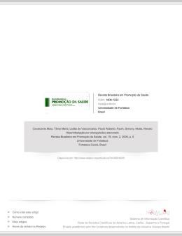 Redalyc.Hiperinfestação por strongyloides stercoralis