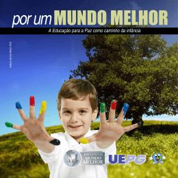 A Educação para a Paz como caminho da infância