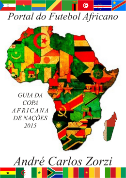 André Carlos Zorzi - Por dentro da África