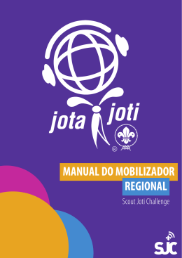 Manual do Mobilizador - Scout Joti Challenge