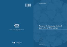 Plano de Contingência Nacional para a Febre Chikungunya