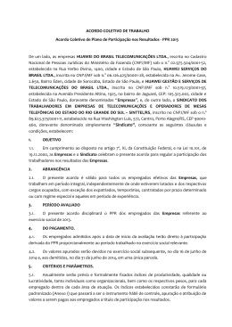PPR 2013 - SINTTEL/RS