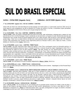 SAIDA-:15/06/2009 (Segunda