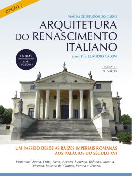 Arquitetura do Renascimento Italiano