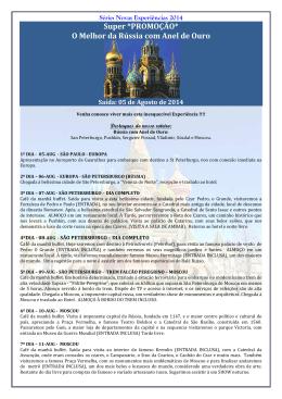 grupo rússia - 06 de agosto 2014
