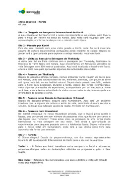 Programa em PDF