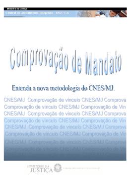 Manual - CNES Comprovação Mandato
