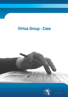 iVirtua Group – Cases