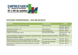 OFICINAS EMPREENDER-2014