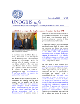 UNOGBIS newsletter Sep
