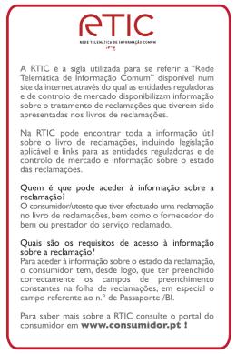 Consulte - Portal do Consumidor