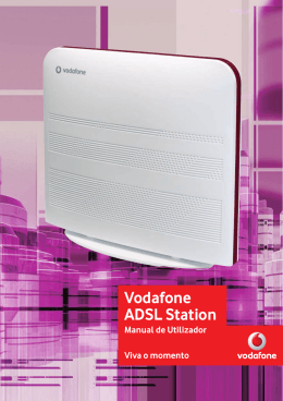 Vodafone ADSL Station