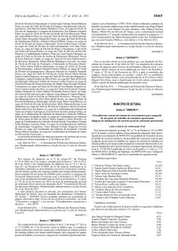 Diário da República, 2.ª série — N.º 81 — 27 de Abril de 2011