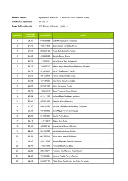 G520 - Agrupamento de Escolas de Silves Sul