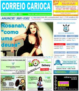edição #105 - Correio Carioca