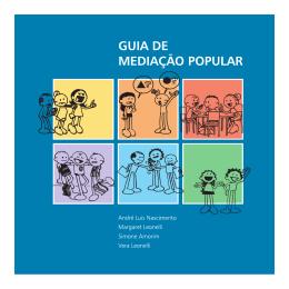 Guia de Mediação Popular