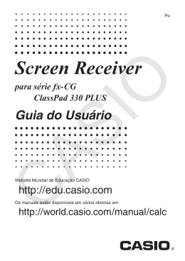 Screen_Receiver - Support