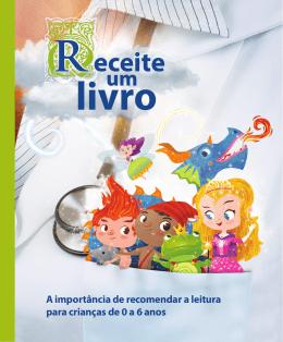 A importância de recomendar a leitura para crianças de 0 a 6 anos