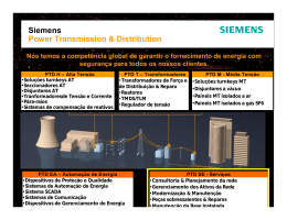 Siemens Power Transmission & Distribution