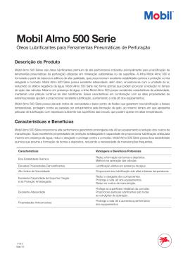 Mobil Almo 500 Serie