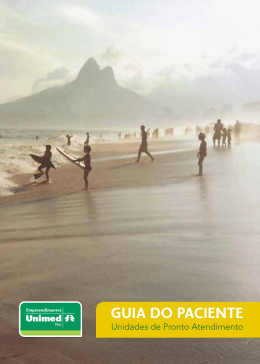 Guia do Paciente - Unimed-Rio