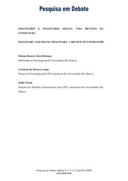 Título da dissertação: Concepções e práticas do psicólogo escolar
