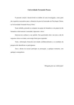 Questionário Mono Final - Repositório Institucional da