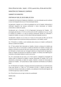 Diário Oficial da União - Seção 1 - Nº 81, quarta