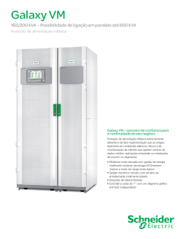 Galaxy VM - Schneider Electric