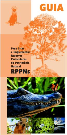 Guia para criar e implantar Reservas