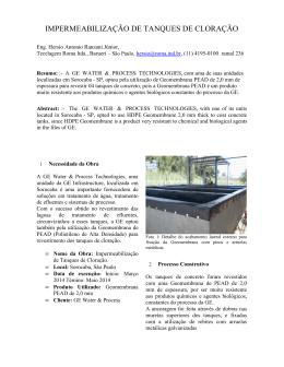 cco 2014 – impermeabilização de tanques de cloração