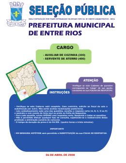 Cargos 300_400 - Fundação CEFETBAHIA