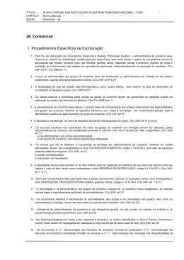 Consórcios - Banco Central do Brasil