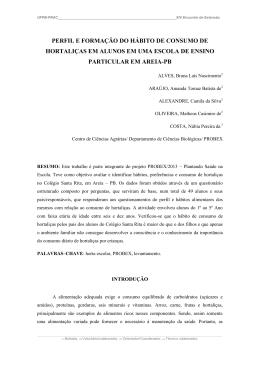 4ccadcbprobex2013755 - PRAC - Universidade Federal da Paraíba