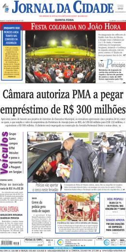 eículos - Jornal da Cidade