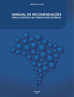 Manual de recomendações para o controle da tuberculose no Brasil